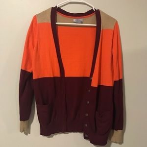 Sweaters - JCP color blocking Sweater Size PL